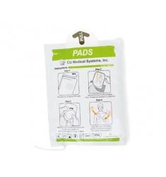 Defibrillator Elektroden ME PAD für Erwachsene