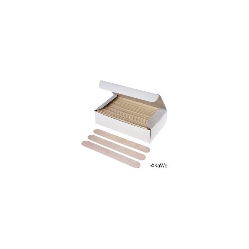 Holzmundspatel aus Birkenholz, unsteril, bruchstabil