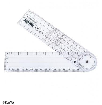 KaWe Winkelmesser Goniometer