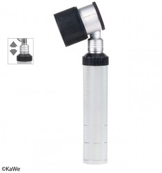 KaWe Dermatoskop Set EUROLIGHT D30 2,5 V