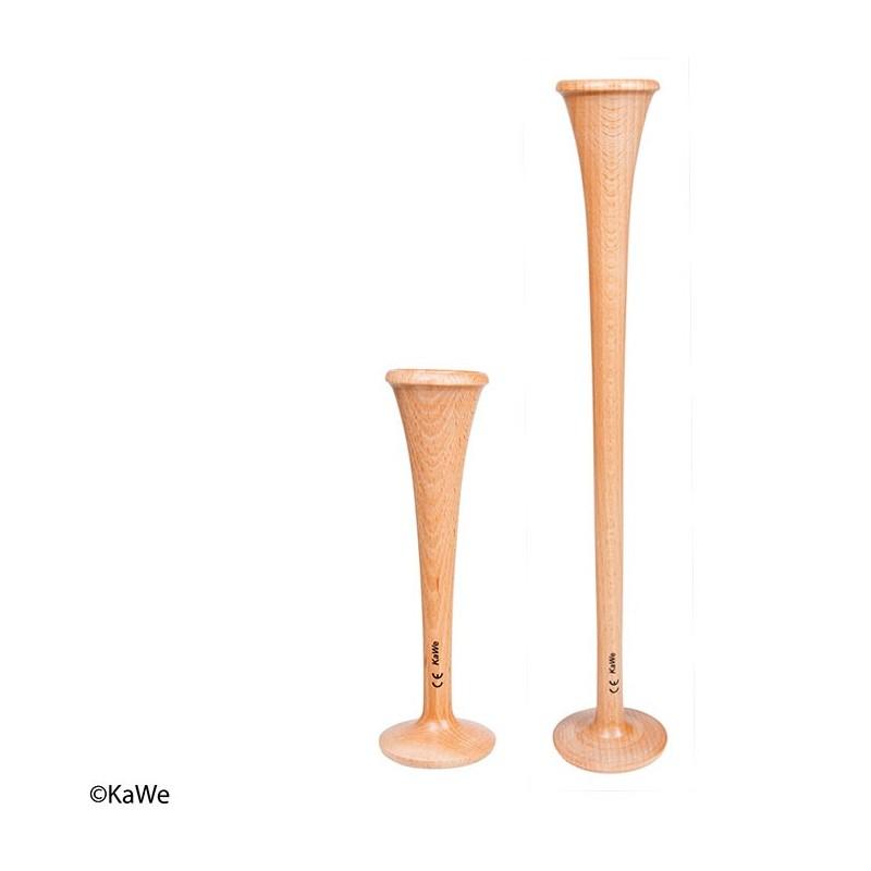KaWe PINARD Stethoskop aus Buchenholz