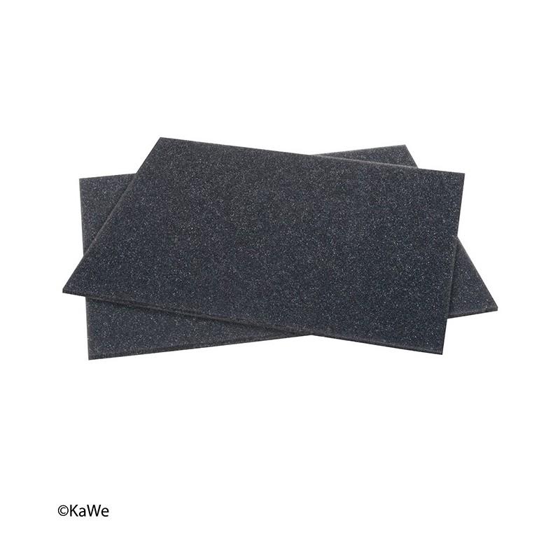 Schaumstoffauflagen für KaWe SWI-STO 3