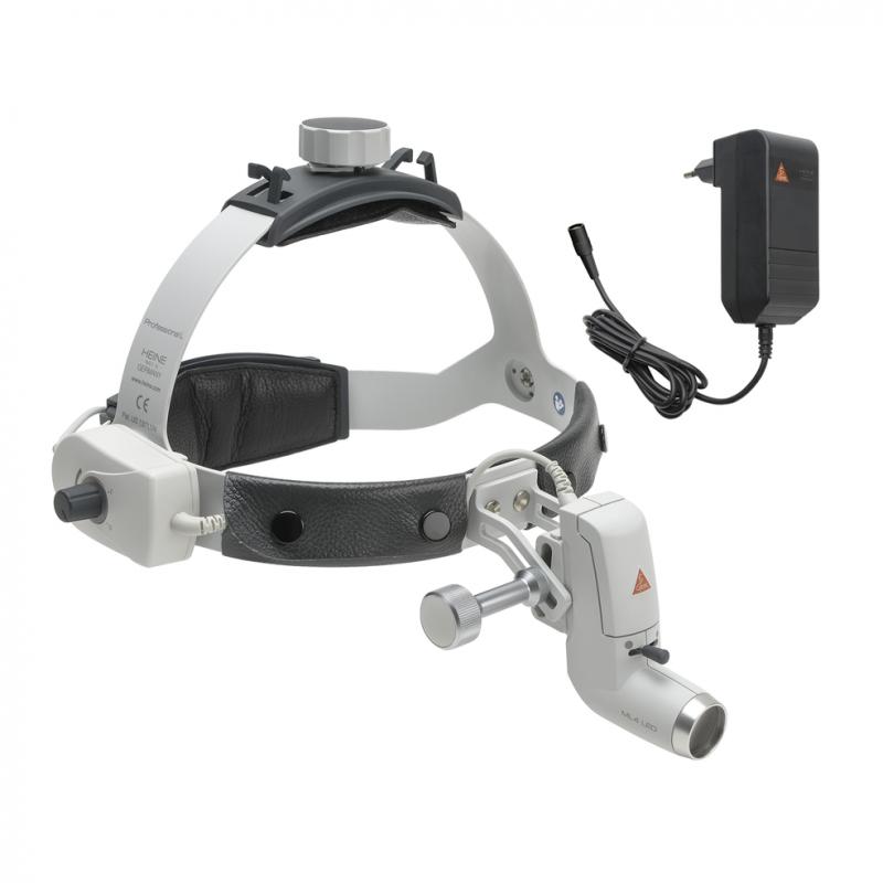 HEINE ML4 LED HeadLight mit Steckertrafo