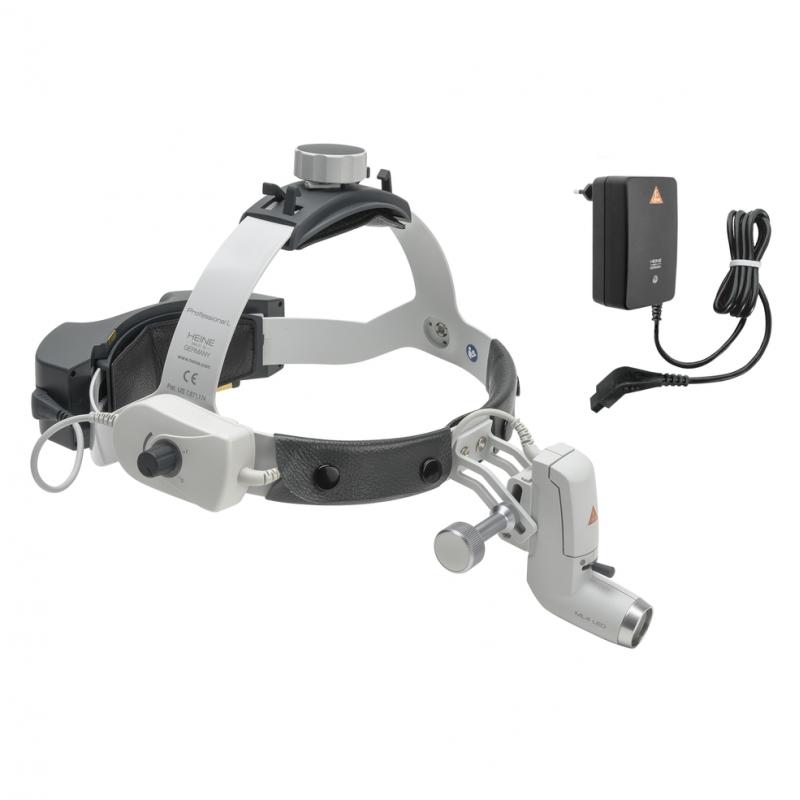 HEINE ML4 LED HeadLight mit mPack UNPLUGGED