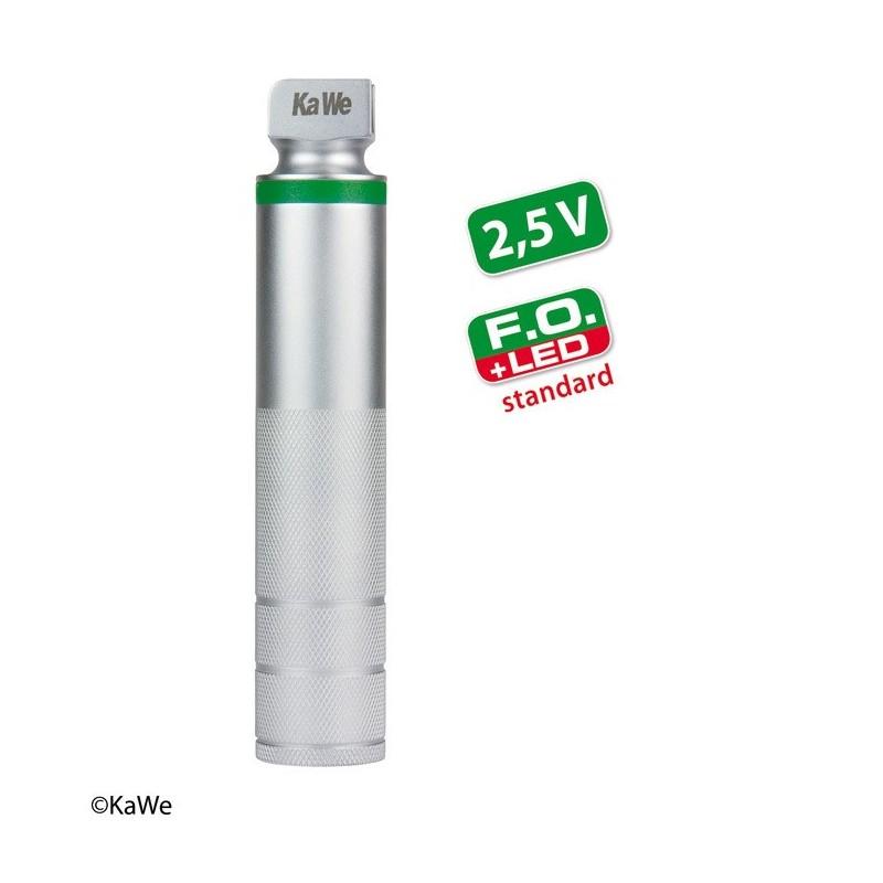 KaWe Laryngoskop Batteriegriff F.O. LED standard C mittel