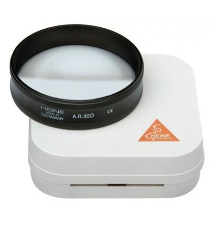 HEINE Asphärische Ophthalmoskopierlupe A.R. 30 D/Ø 46 mm