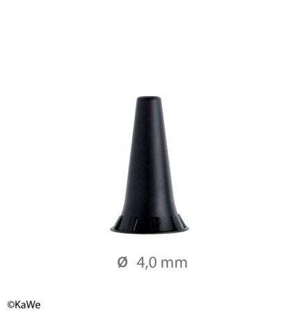 KaWe Dauer-Ohrtrichter Ø 4 mm für F.O. Otoskope