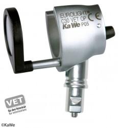 Otoskop-Kopf KaWe EUROLIGHT VET C30 OP für Veterinär