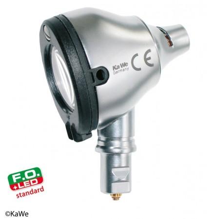 Otoskop-Kopf KaWe EUROLIGHT F.O.30 LED, 2,5V