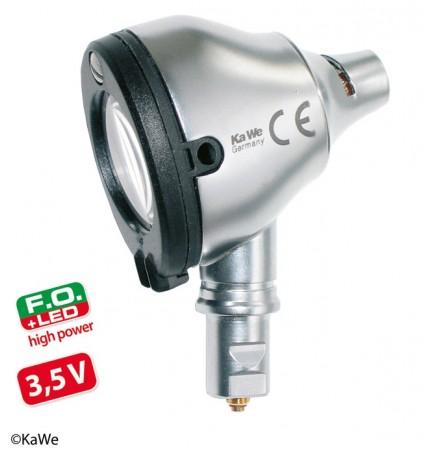 Otoskop-Kopf KaWe EUROLIGHT F.O.30 LED, 3,5V