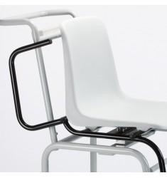 seca 956 geeichte Stuhlwaage mit schwenkbaren Armlehnen