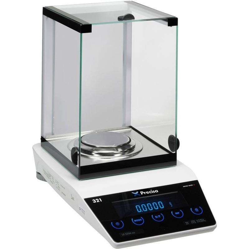 Precisa LX 320A Analysenwaage 0.1 mg