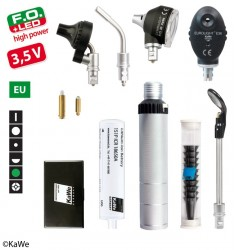 KaWe Diagnostik-Set COMBILIGHT F.O.30 LED /E36