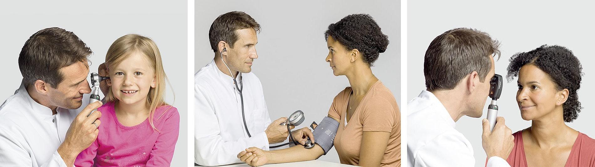 Allgemeinmedizin und Instrumente